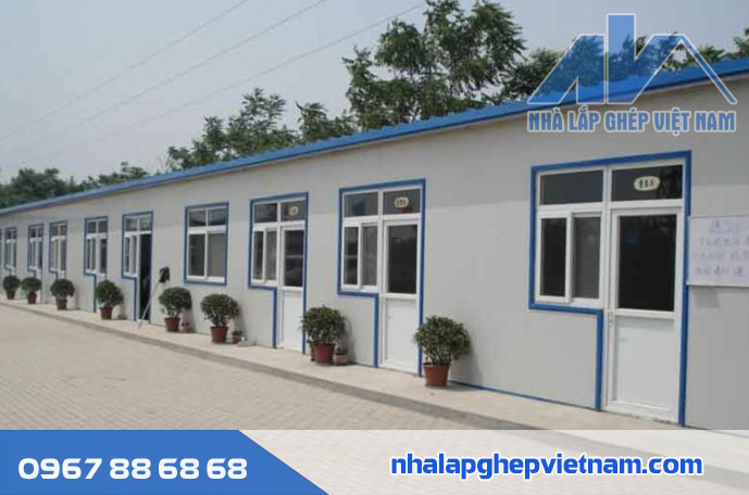 Văn phòng nhà lắp ghép VN02
