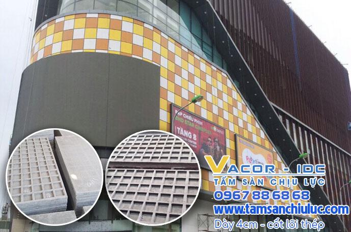 Tấm sàn Vacor – IDC chịu lực 04