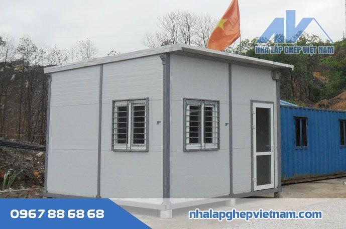 Cabin bảo vệ lắp ghép VN01