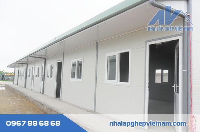 Nhà ở công nhân lắp ghép VN02